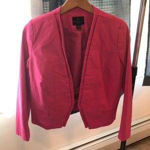 Like new! Pink Worthington Blazer Petite Size 10
